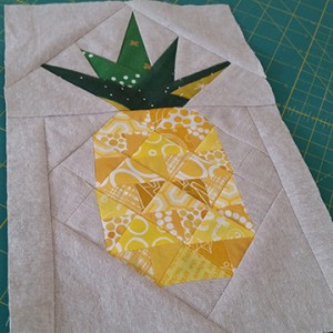 Pineapple Block Tutorial