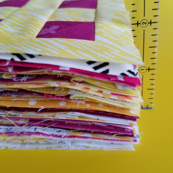 raspberry lemonade quilt