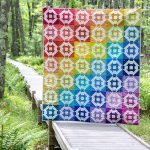 photo taken by Kitty Wilkin @nightquilter for The Quilter's Planner 2019 @thequiltersplanner